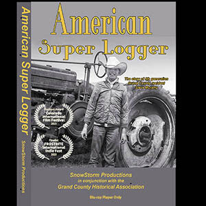 American Super Logger DVD