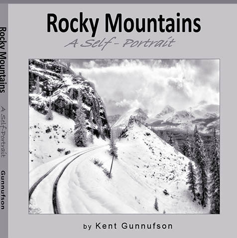 Rocky Mountains - a Self-Portrait cover