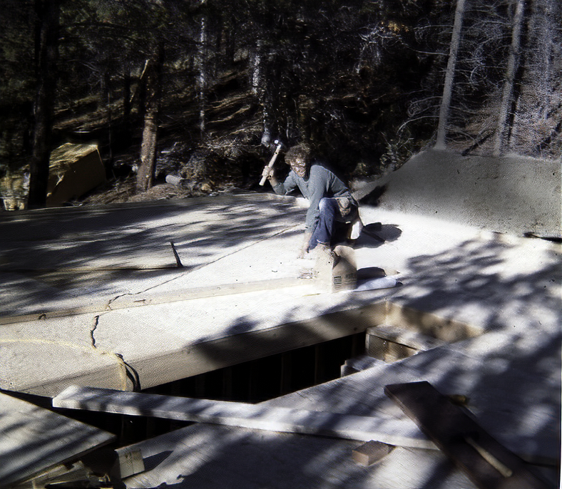 Building my first Breckenridge home